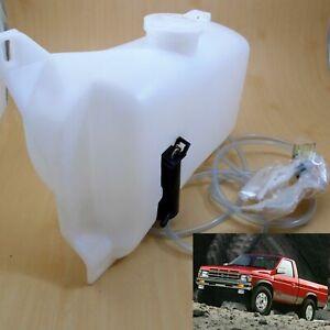 For Nissan D21 Hardbody Pickup Truck Windshield Washer Pump Bottle Tank Jar