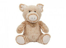 Luxury Supersoft Cute Piggy Plush Soft Toy Fluffy Two Tone Fur Very Cuddly Pig