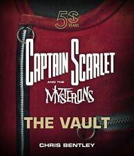 Captain Scarlet and the Mysterons: The Vault, New, Books, mon0000157501