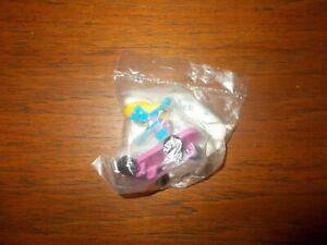 1990 Hardee's Smurfin' Smurfs Smurfette figurine, New (A07)
