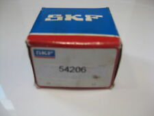 54206 (Double Direction Thrust Ball Bearing with Sphered Housing Washers) SKF