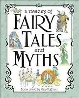 Treasury Of Fairytales And Myths, Brand New, Free shipping