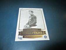 CARLTON BLUES 150 YEARS HALL OF FAME LIMITED TRADING CARD ROD McGREGOR 003