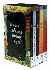 THE WRINKLE IN TIME QUINTET Madeleine L'Engle Box Set 5 books BRAND NEW