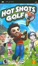 Hot Shots Golf Open Tee 2 Sony PSP Brand New Factory Sealed