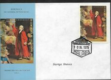 EQUATORIAL GUINEA 1975 FIRST DAY COVER AMERICAN BICENTENNIAL PATRICK HENRY