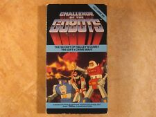 CHALLENGE OF THE GOBOTS VOL. VII VHS 1ST EDITION 1986 CHILDRENS HANNA-BARBERA