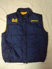 Michigan Reversible Insulated Vest Adult Size XL Pre-owned!