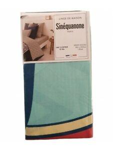 Sinéquanone drap housse 160x200 cm + 25 cm 100% coton 57 fils (4)