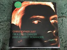 """Christopher Just - I'm A Disco Dancer (And A Sweet Romancer) (XL Recordings 12"""")"""