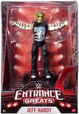 WWE ENTRANCE GREATS JEFF HARDY WRESTLING FIGURE ELITE WWF OMEGA HOF TNA