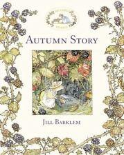 Autumn Story (Brambly Hedge) (Brambly Hedge S) by Barklem, Jill, Good Book