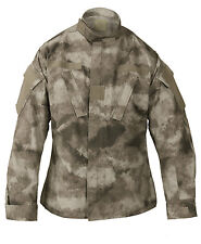 A-TACS AU Camo Men's ACU Tactical Uniform Jacket by PROPPER F5459 - FREE SHIP