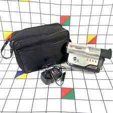 Samsung VP-W60 caméra vidéo caméscope 8 mm Zoom numérique 500x One Touch Control