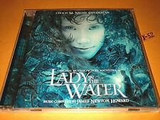 LADY IN THE WATER soundtrack CD score JAMES NEWTON HOWARD shyamalan BOB DYLAN