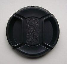 55mm Tapa frontal del objetivo, centro pizca con Cordón de Retención