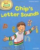 Chip's Lettre Sons Couverture Rigide Roderick Hunt