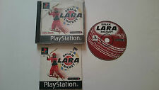 JUEGO COMPLETO BRIAN LARA CRICKET PLAYSTATION 1 PS1 PSX.PAL UK.