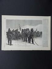 HARPER'S WEEKLY Single Page S3#046 Dec 1876 The British Arctic Expedition