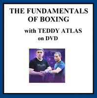 Boxing 2 DVD training similar to kickboxing MMA Karate Tae kwon do teddy atlas