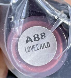 MAC Lip Gloss LOVECHILD .08 oz New in Sealed Package
