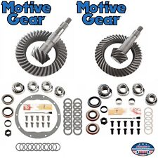 1988-1998 GM K1500, TAHOE, YUKON & SUBURBAN FRONT AND REAR 4.10 GEARS PACKAGE