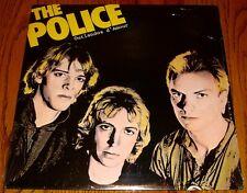 "THE POLICE OUTLANDOS D'AMOUR ORIGINAL 12"" LP STILL IN SHRINK 1978   ROCK & ROLL!"