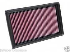 KN Filtre à air (33-2886) remplacement haut débit de filtration