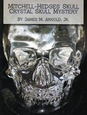 Mitchell - Hedges Skull, Crystal Skull Mystery, Color Book