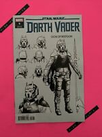 Star Wars Darth Vader #8 Incentive 1:10 Ienco Design Variant Cover C 2020 NM