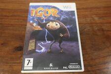 IGOR           ----- pour WII    // PN