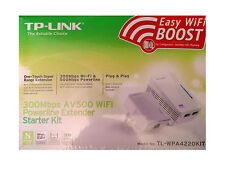 TP-LINK TL-WPA4220KIT EASY WI-FI BOOST  ESTENSORE RETE HOME INTERNET 300 Mbps