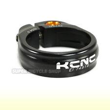 KCNC SC9 Seat Post Clamp 7075 Alloy , 34.9mm , Black