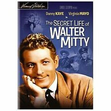 SECRET LIFE OF WALTER MITTY DVD - DANNY KAYE - NEW SEALED - Region 1