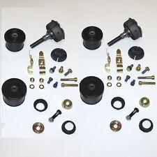 Mercedes Benz W126 C126 Reparatursatz Bremsabstützung Vorderachse links & rechts