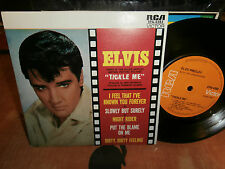 "elvis presley""tickle me""rca victor:4383-orange-ep7""de1977.australie/new zealand"