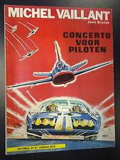 Michel Vaillant, Concerto voor Piloten, door Jean Graton Album #14 (2e hands)