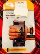 Nathan Sonic Grip for apple iphone 5 Black/Grey new