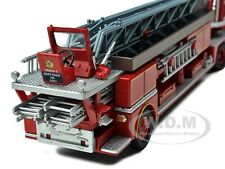 SAN FRANCISCO FIRE TRUCK 4 ALF 900 SERIES OPEN TOP 1/64 DIECAST BY CODE 3 13055