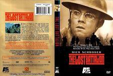 The Lost Battalion ~ New DVD ~ Rick Schroder, Adam James (2001)