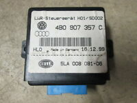 LWR Steuergerät Audi A4 A6 VW Passat 3B 3BG 4B0907357C Leuchtweitenregulierung