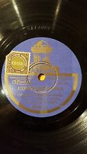 JAZZ 78 rpm RECORD Odeon FRED SUGAR HALL Sugar Babies CONSTANTINOPLA / CHILLY...