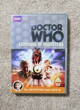 """Doctor Who - Carnival of Monsters """"Special Edition"""" (2-disc DVD) Jon Pertwee"""