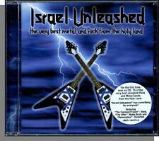 Israel Unleashed: The Very Best Metal and Rock From The Holy Land - New 2007 CD!