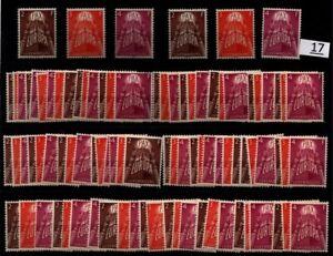 / 30X LUXEMBOURG 1957 - MNH - EUROPA CEPT - PAX