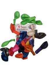 20 X Party Balloons 12 inch Multicoloured Birthdays Weddings Celebrations