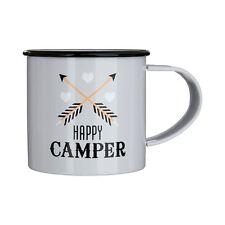 Happy Camper Tazza In acciaio zincato/verniciato a polvere 350ml