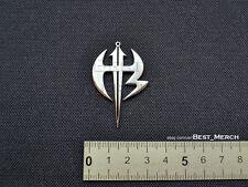 Hardyz Necklace stainless steel WWE Jeff Hardy Boyz Team Xtreme Pendant merch