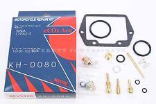 New Carburetor Rebuild Kit 1970-1971 Honda CT90 Trail 90 Carb Repair Set #W23