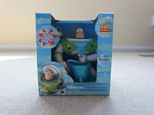 NEW NIB Disney Store Toy Story Buzz Lightyear Bubble Blower